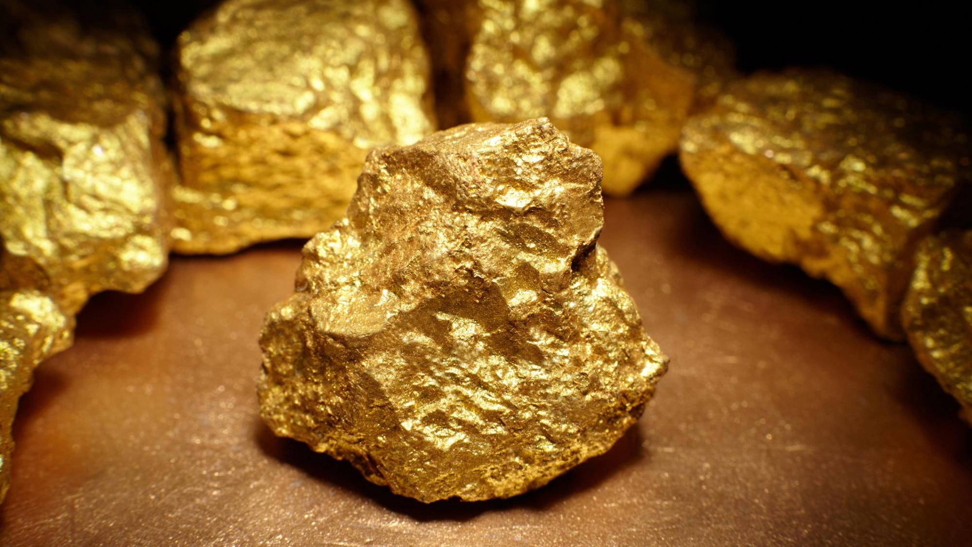 Qiymətli metal filizlərin hasilatı artıb