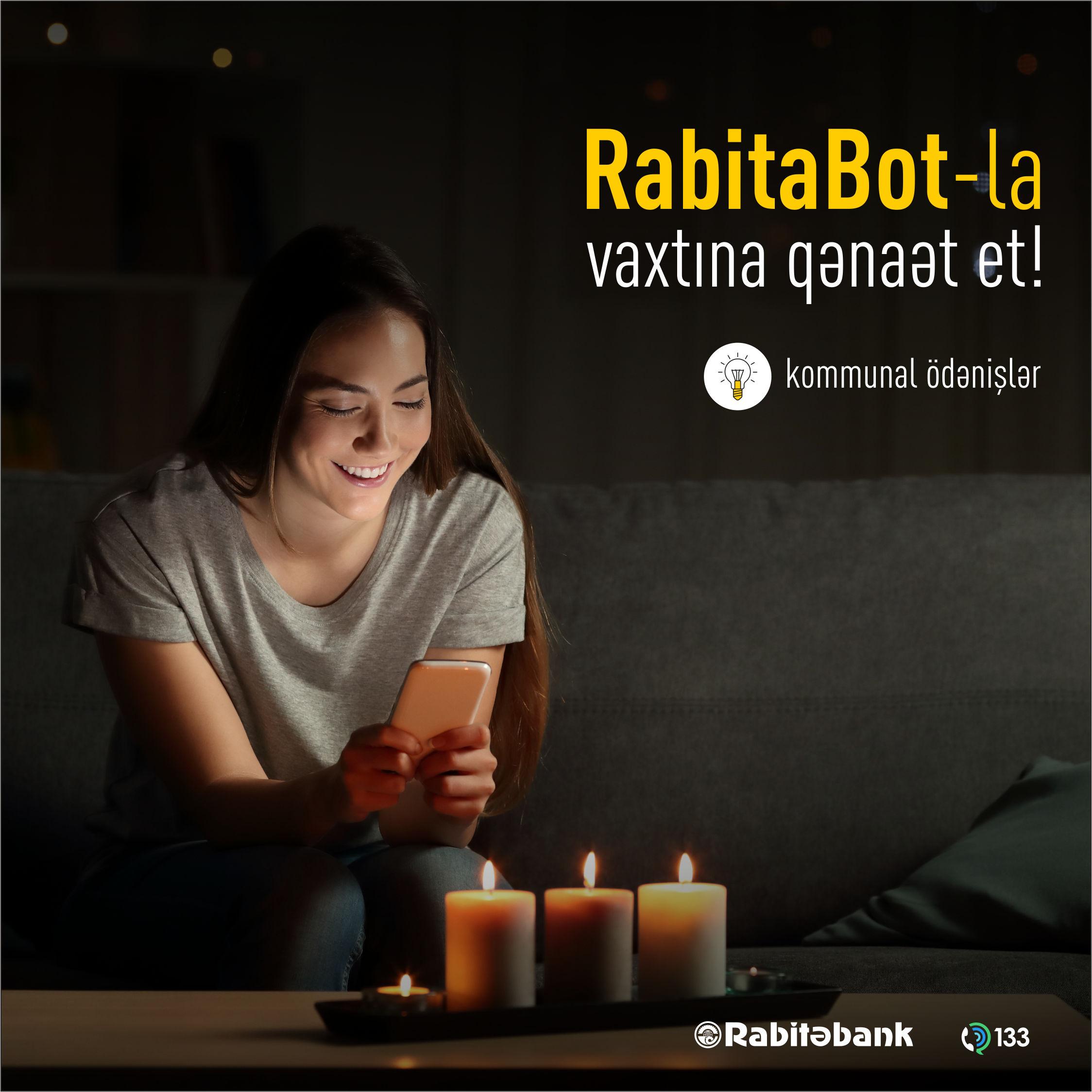 Rəqəmsal bankçılıq sahəsində RABİTƏBANK-dan ölkədə ilk!
