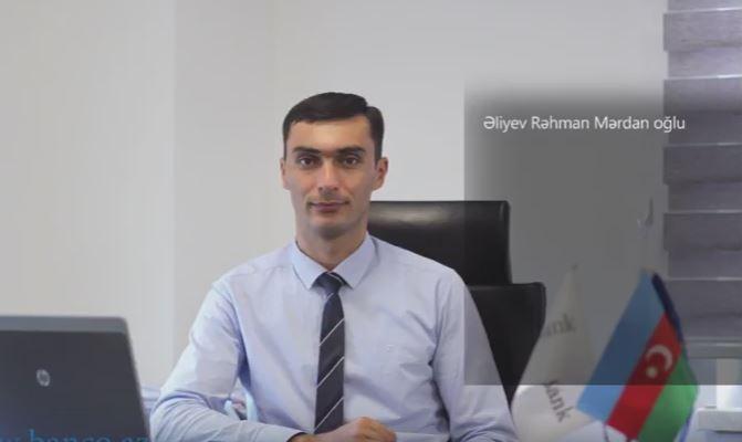 BancoTV - Rəhman Əliyev ilə müsahibə (AccessBank)