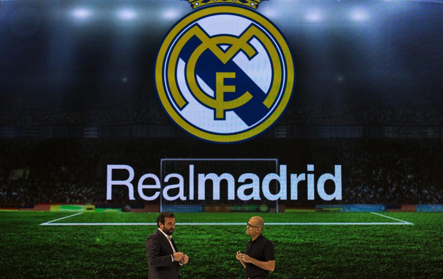 «Реал» стал самым дорогим футбольным брендом, обогнав «Манчестер Юнайтед»