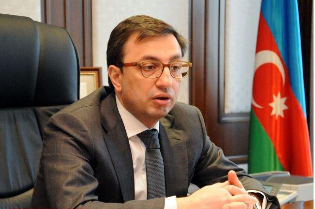 Rüfət Aslanlı: Azərbaycan FCA ilə əlaqələrin daha da gücləndirilməsində maraqlıdır