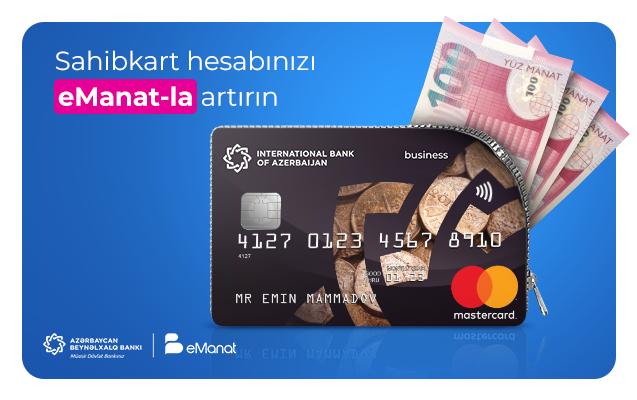 Azərbaycan Beynəlxalq Bankından Sahibkart sahibləri üçün daha bir imkan