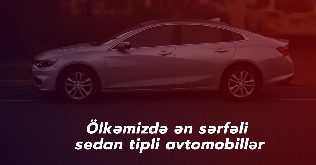 Azərbaycanda ən sərfəli maşın modelləri hansılardır? - ARAŞDIRMA
