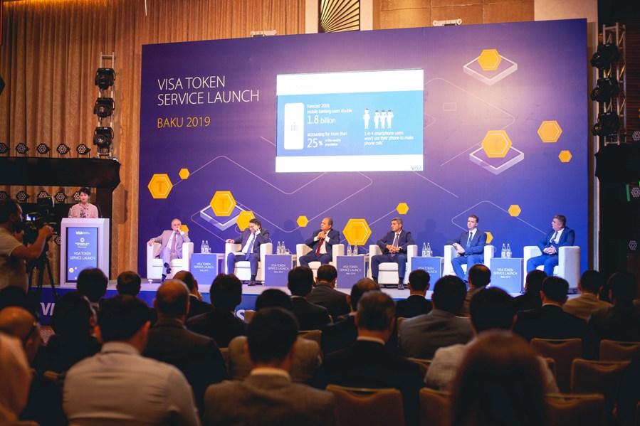 Международный Банк Азербайджана привез технологию NFC в нашу страну!