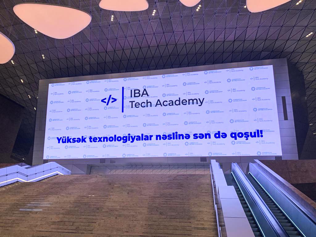 Состоялся первый выпуск IBA Tech Academy Международного Банка Азербайджана