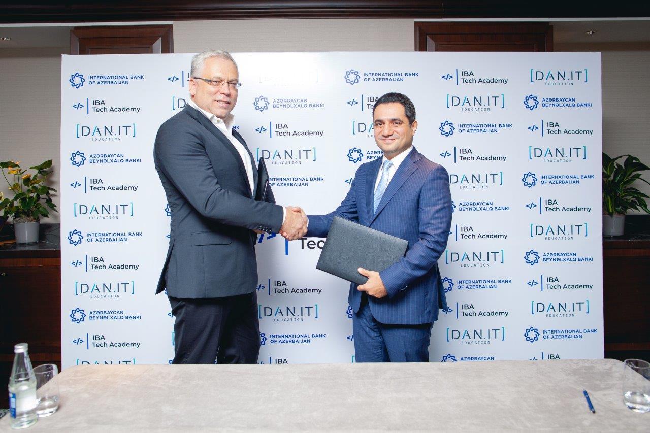 Начался прием в бесплатную Академию основанную Международным Банком Азербайджана