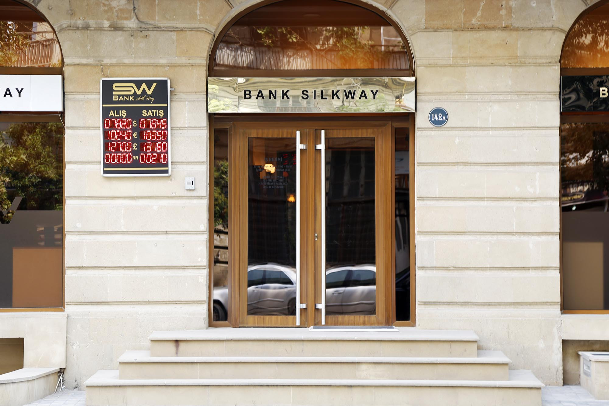 Bank Silk Way-in mənfəəti artıb - HESABAT
