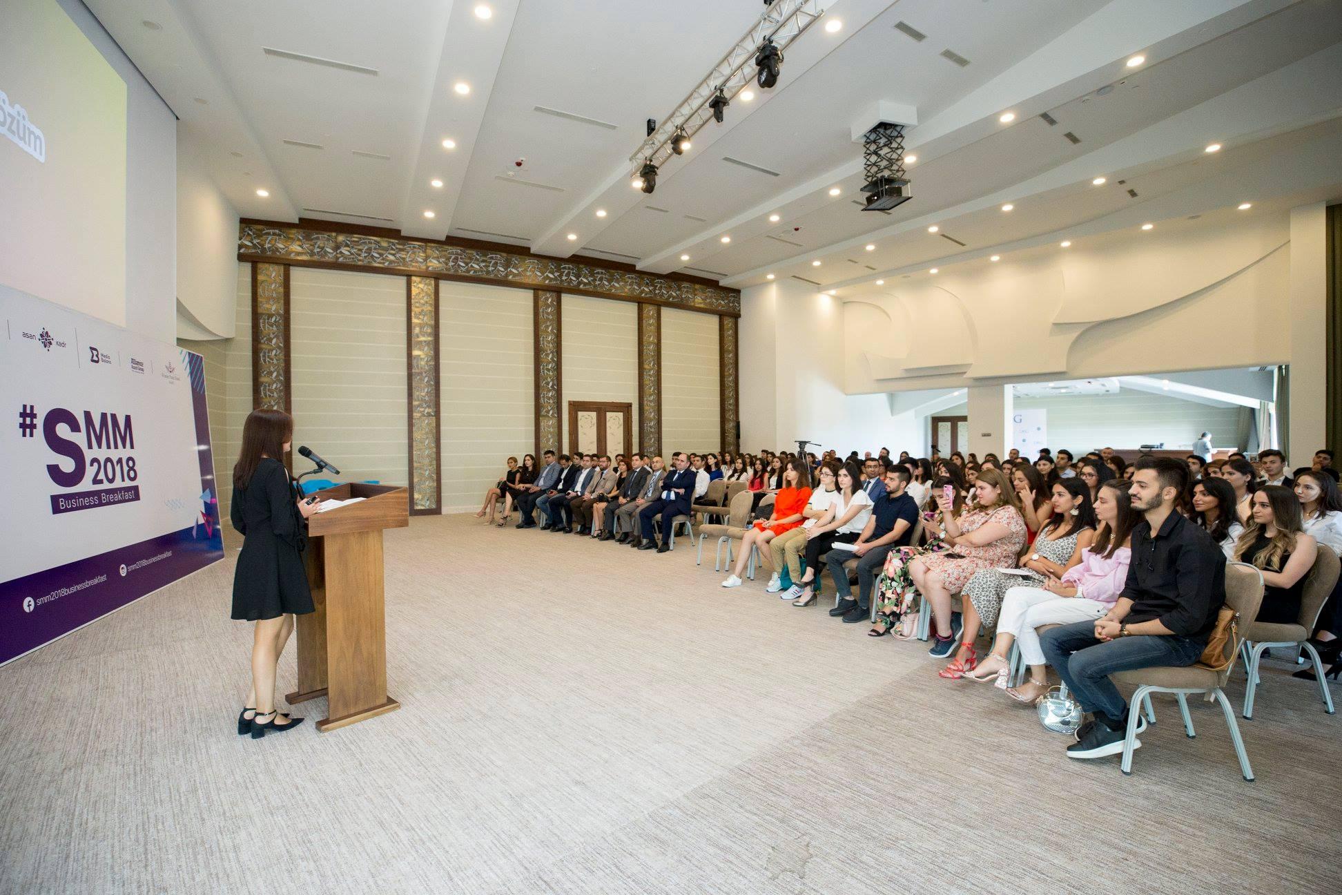 Дан старт совместному проекту Международного Банка Азербайджана и Карьерного Центра «ASAN kadr»