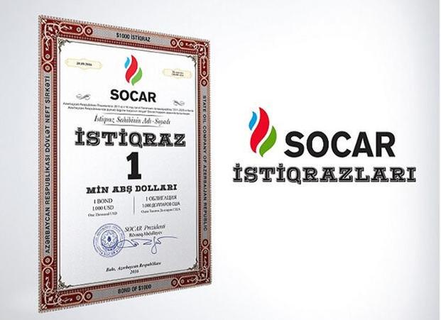 SOCAR istiqrazlarının satışında rekord – RƏQƏMLƏR AÇIQLANDI