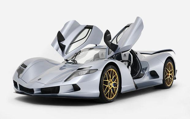 Dubayda yeni superkar təqdim olundu – FOTO