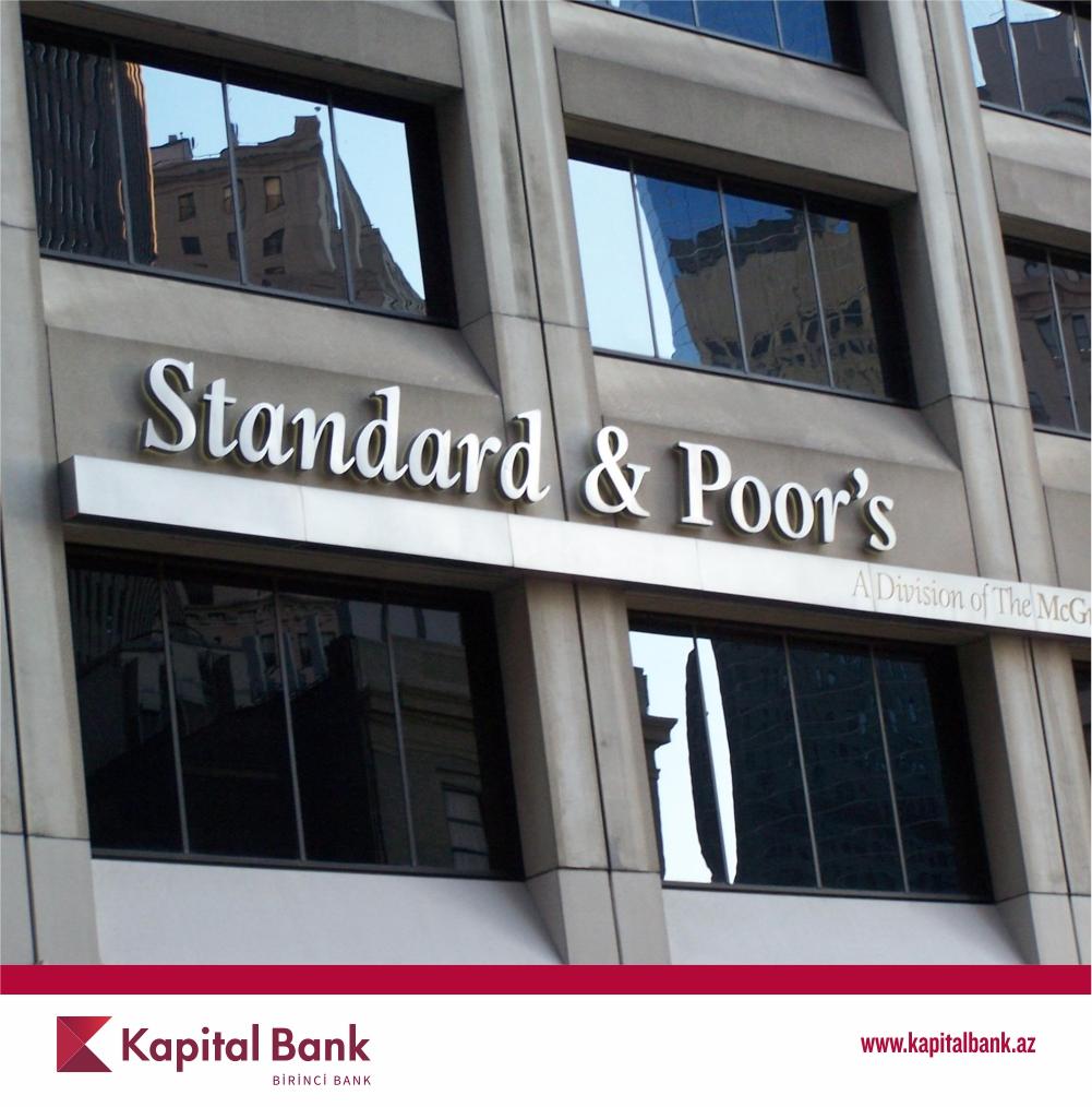 Агентство Standard & Poor's подтвердило рейтинг Kapital Bank