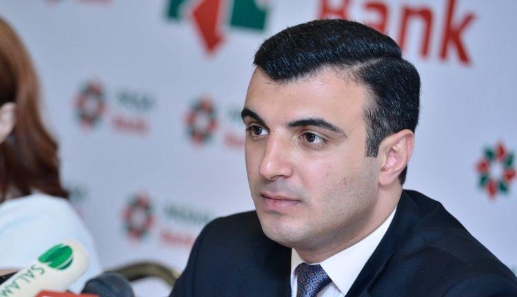 10 yaşlı bankın CEO-su Taleh Kazımov