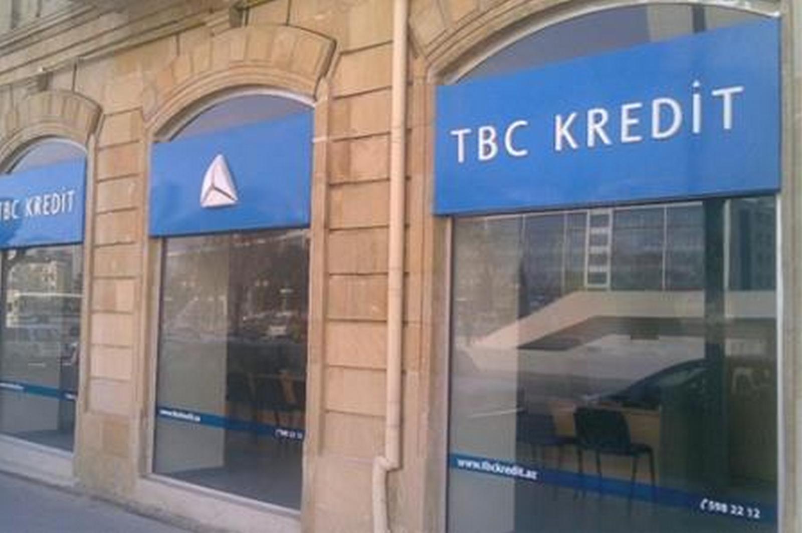 TBC Kredit VAKANSİYA ELAN ETDİ