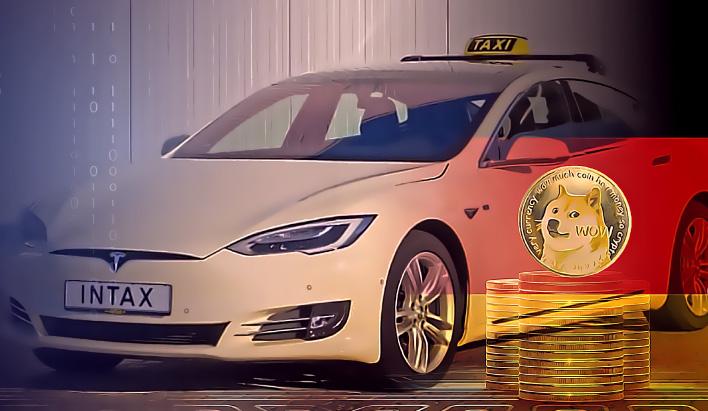 Tesla Taxi ödəniş haqqını DOGE ilə qəbul edir