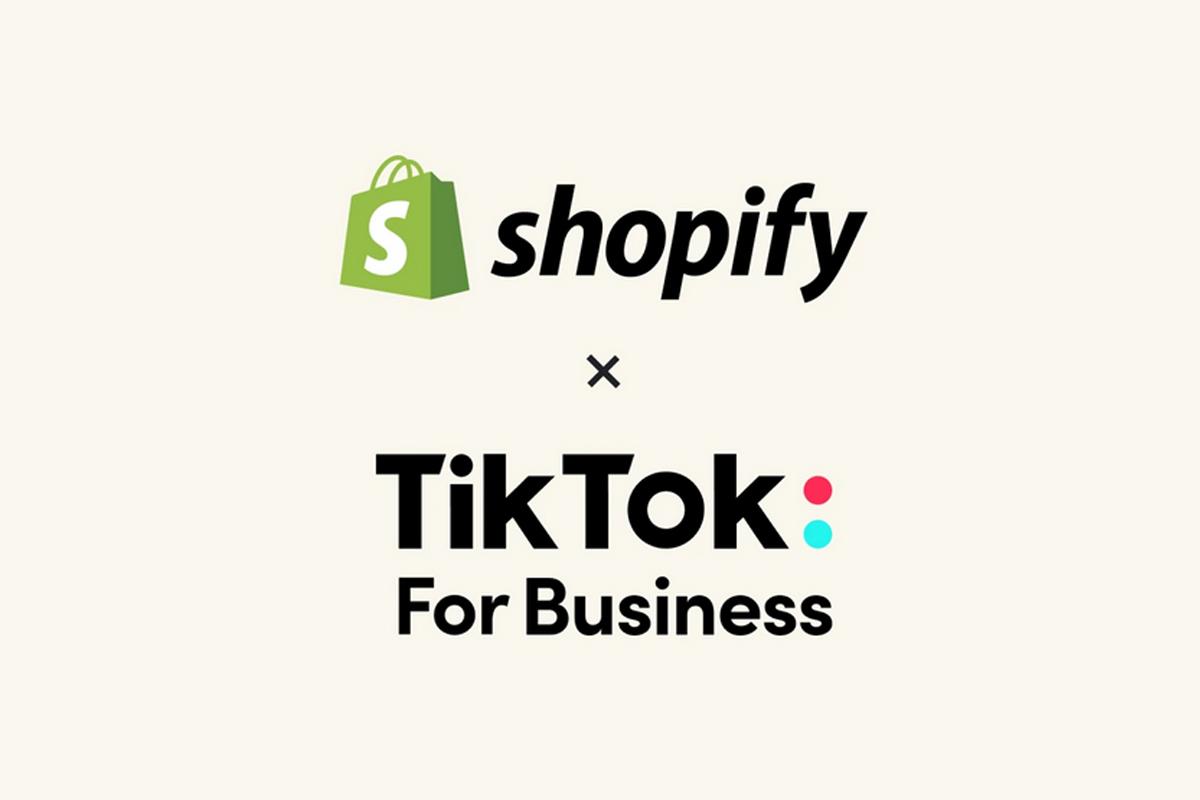 TikTok və Shopify əməkdaşlığa başladı