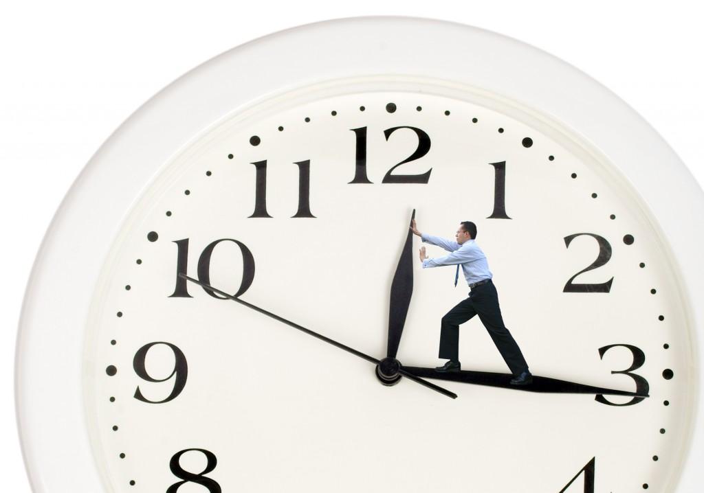 Siz vaxtı idarə edirsiniz, yoxsa vaxt sizi?