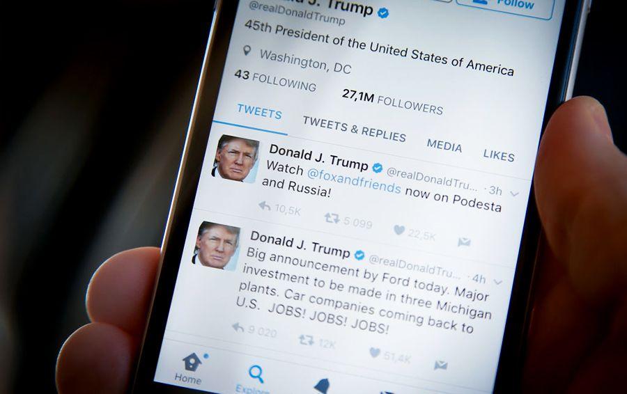 Trumpsız Twitter öz dəyərini 2 mlrd itirəcək