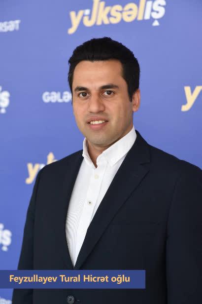 Глава Юридического Департамента AccessBank стал победителем в финале конкурса «Yüksəliş»