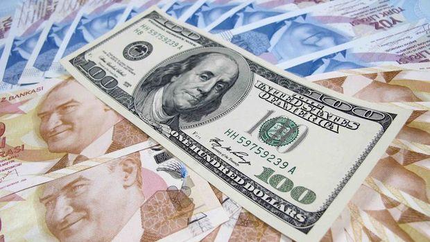 Dollar/TL məzənnəsi açıqlandı - Lirə ucuzlaşmağa davam edir