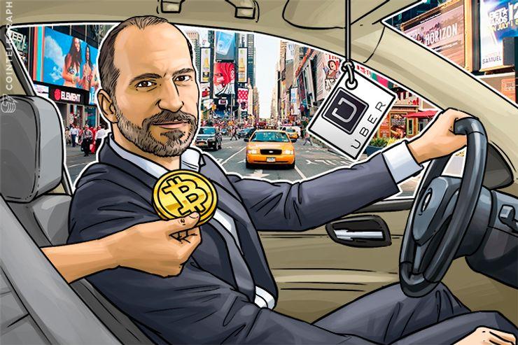 """Uberdən bitcoin-ə """"yaşıl işıq"""""""