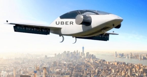 """Uber """"Uçan taksi"""" üçün ilk 3 şəhəri müəyyənləşdirib"""