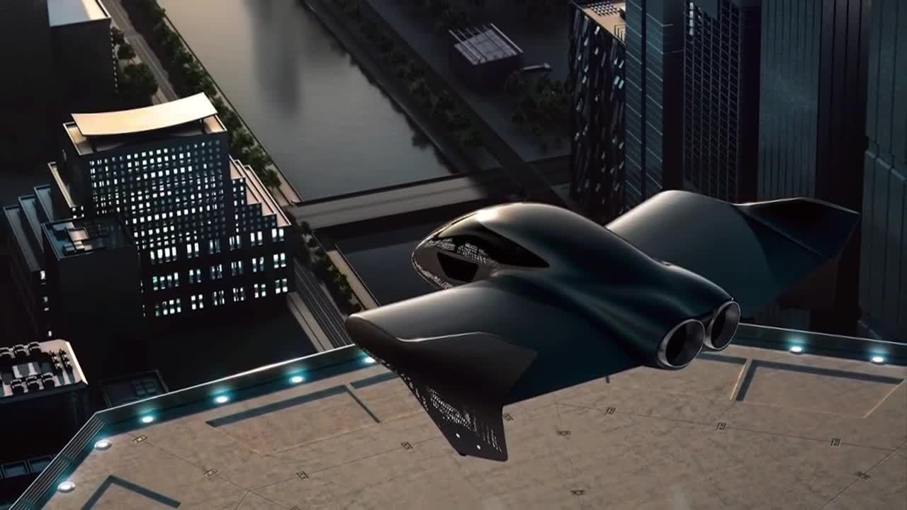 Porsche və Boing uçan avtomobil layihəsinə başlayır