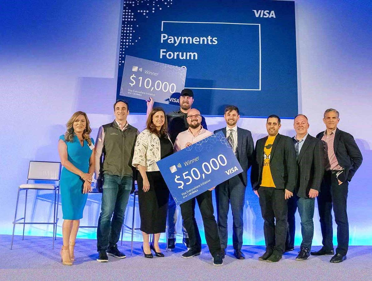 Компания Visa объявляет о запуске глобальной программы Visa Everywhere Initiative 2021