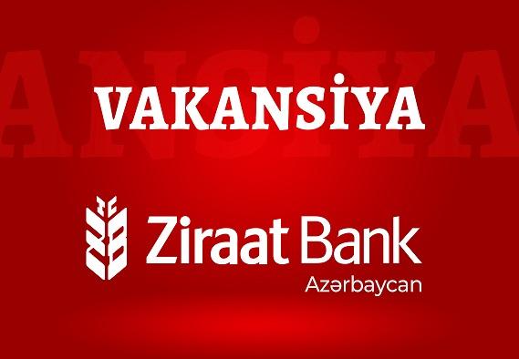 Ziraat Bank Azərbaycan Yeni Vakansiya Elan Edir Banco Az