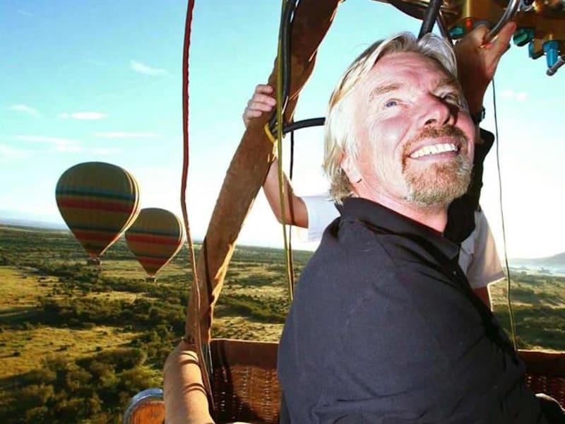 Mənim macəra haqqında Top 10 sevimli sitatım - Richard Branson