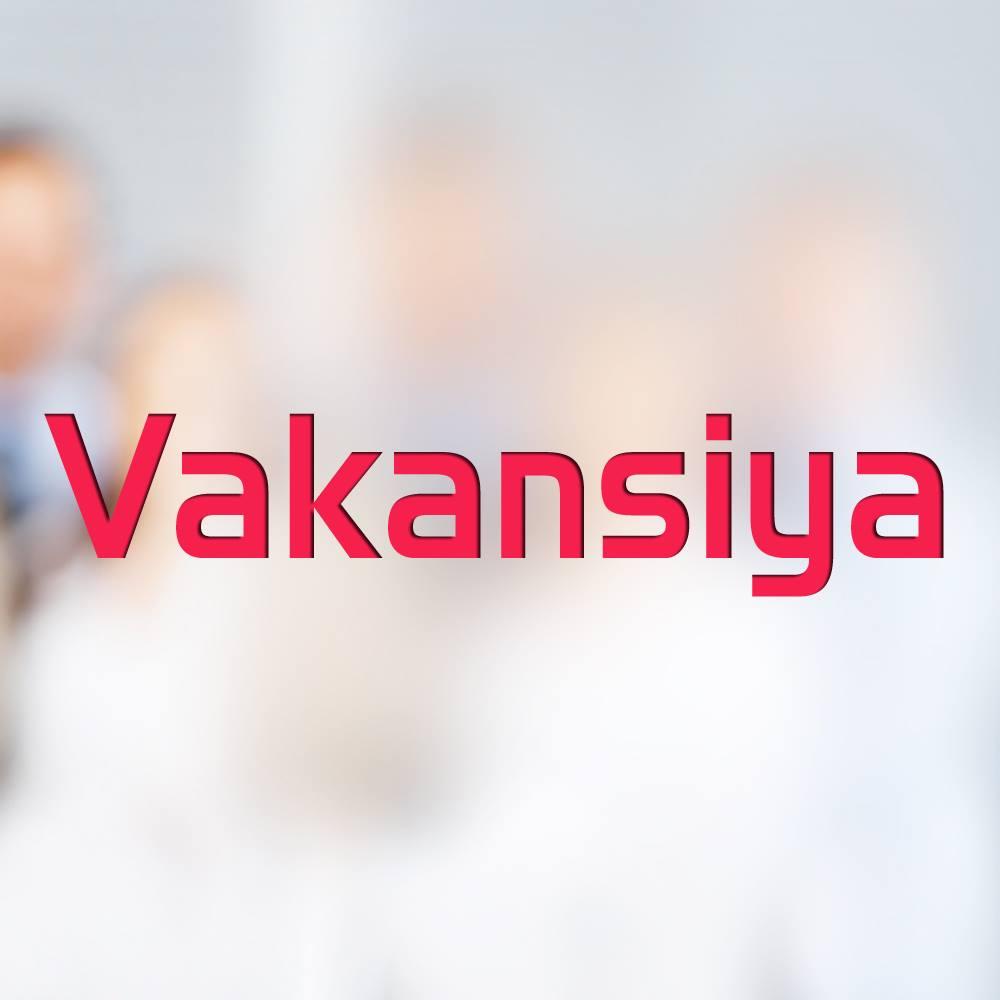 Veysəloğlu Şirkətlər Qrupunda yeni VAKANSİYA!