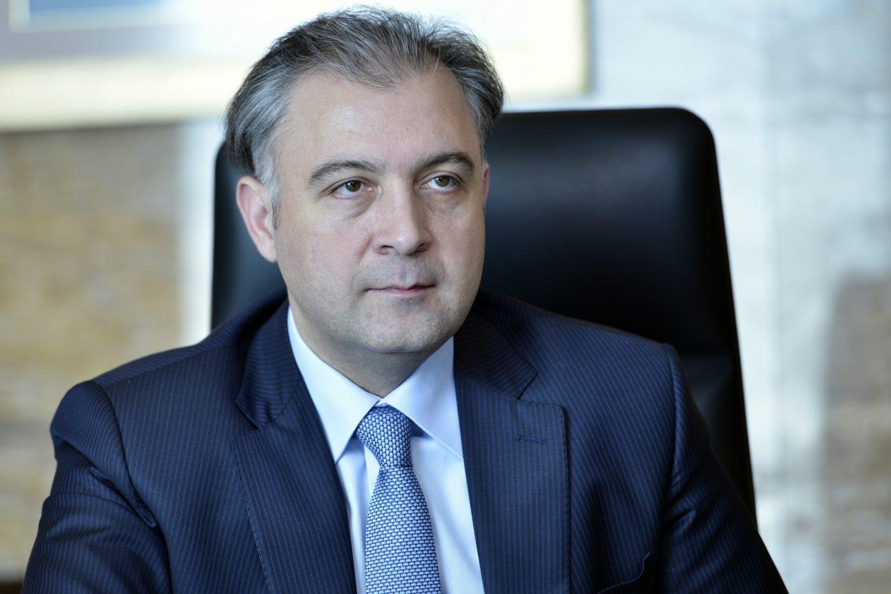 Xalid Əhədov - Beynəlxalq Bankın İdarə Heyətinin Sədri