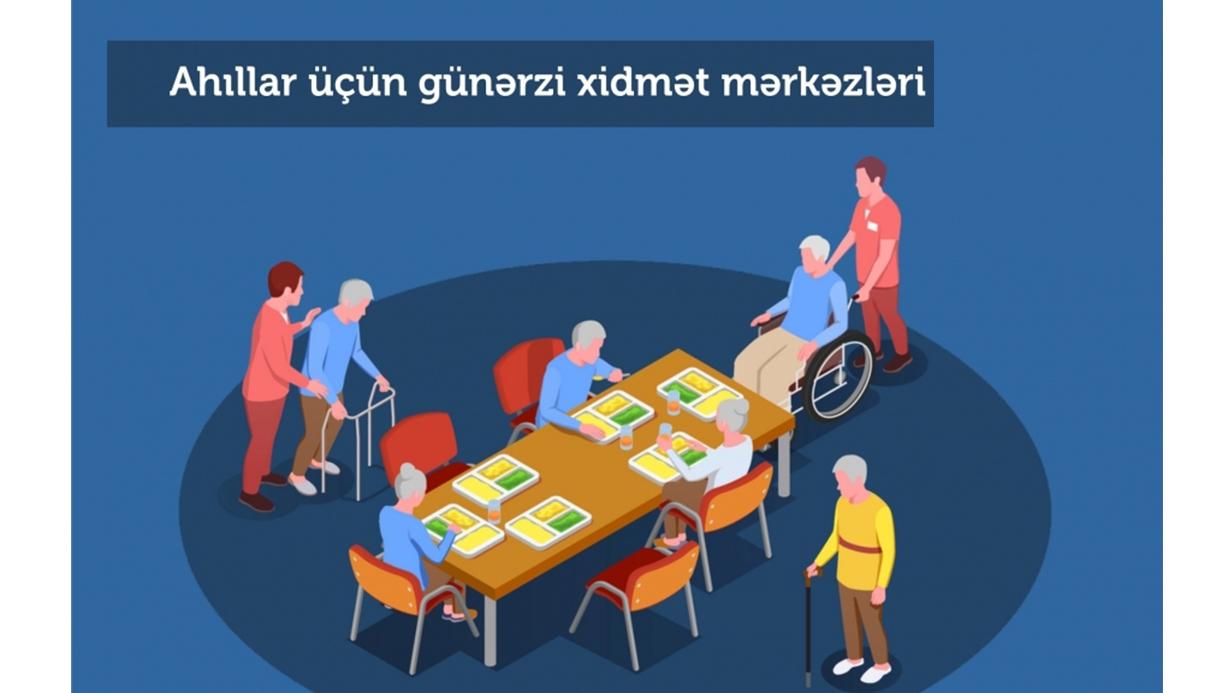 Sosial xidmətlər sistemində yenilik