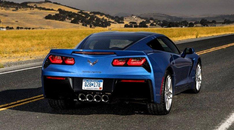 Yeni Chevrolet Corvette Stingray adını alacaq
