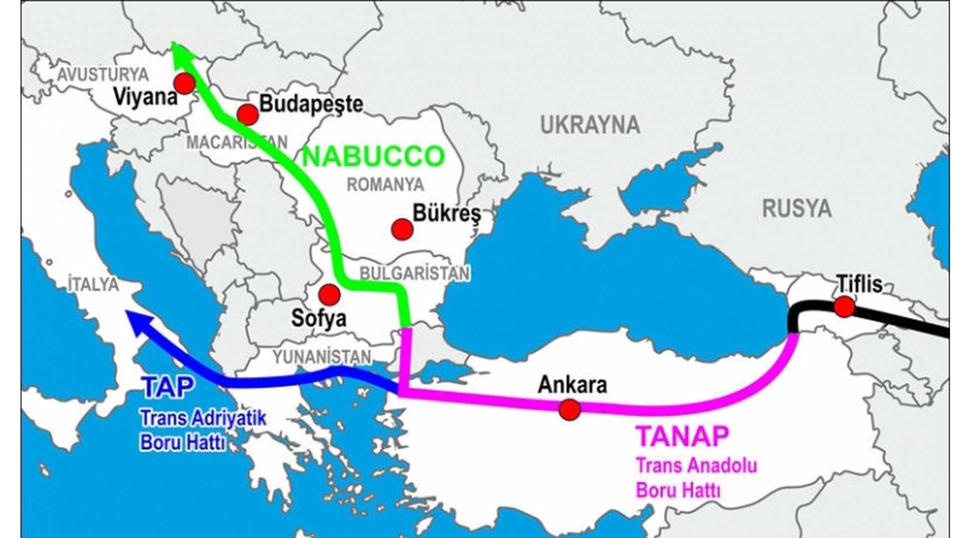 Yunanıstan TAP sayəsində enerji qovşağına çevriləcək