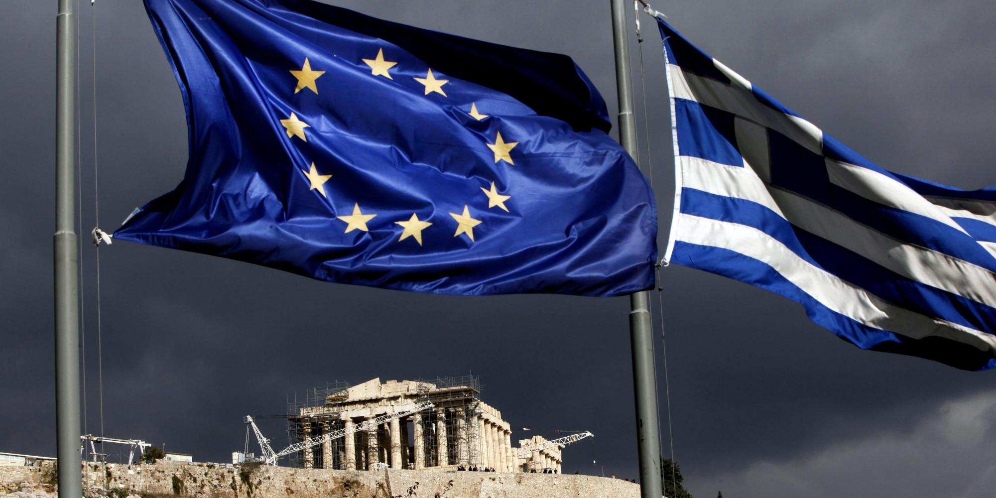 Yunanıstanda daxili çaxnaşma