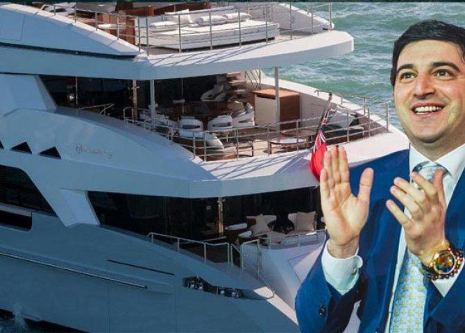 Ziya Məmmədovun oğlu Türkiyədəki yaxtasını satışa çıxardı – 19 milyon avroya