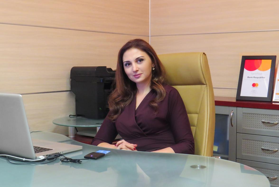 Нигяр Самедова: Для того, чтобы быть успешным, нужно постоянно совершенствоваться