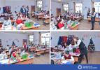 Международный Банк Азербайджана провел викторину для  школьников в Сальяне