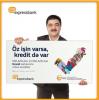 expressbank, yeni, reklam çarxı