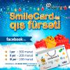 """Expressbank, """"SmileCard-la qış fürsəti"""", müsabiqə. keçirir"""