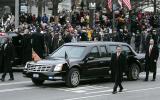 Donald Trumpın prezident avtomobili